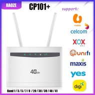 D6/RS860/RS980+/cp101/cp101+/cp108 4G Router/CPE Wifi Repeater/Modem Broadband With SIM Solt Wifi Router Gateway