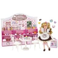 任選日本Licca 莉卡娃娃 KITTY粉紅甜點屋LA15169 TAKARA TOMY