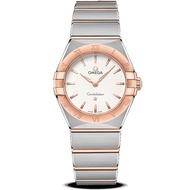 OMEGA 歐米茄 星座系列曼哈頓腕錶 石英 28mm