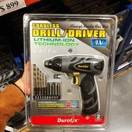 🏠超級便宜🏠 COSTCO DUROFIX 8V鋰電池電鑽 #244993 好市多代購