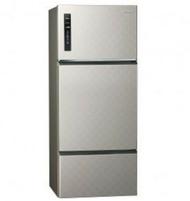【Panasonic 國際牌】 481公升智慧節能變頻無邊框鋼板三門冰箱 NR-C489TV
