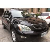 1101限時特賣,實價登陸:17.2萬~凌志RX330~200408月出土3.3黑,便宜車認證車代步車優質車國產進口。