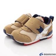 日本Moonstar月星機能童鞋-HI系列寶寶鞋款(MSB1508卡其-13-14.5cm)