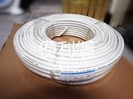 5.5m㎡×3C電纜線 圓形 600V 聚氯乙烯絕緣及被覆電纜 100M -【便利網】