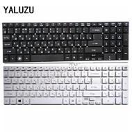 Russian RU Keyboard for Packard Bell EasyNote TV43HC TV43HR TV44HC TV44HR TV43CM TV44CM TSX62HR TV11