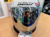 瀧澤部品 M2R FR-1/CF-1 原廠鏡片 電鍍銀片 半罩安全帽 遮陽 抗UV 配件 備品 通勤 機車重機