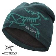 【ARCTERYX 始祖鳥 加拿大】Bird Head 保暖帽 針織帽 毛帽 迷惑藍/尤根綠 (L07285700)