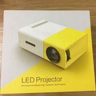 投影機 買就送HDMI線 隨身 微型 LED Projector