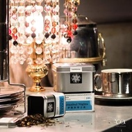 【samova 歐洲時尚茶飲】有機薄荷紅茶/咖啡因200ppm/ Istanbul Nights 伊斯坦堡之夜(Tea Tin系列)