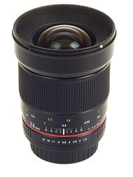 Samyang 鏡頭專賣店: 24mm/F1.4 ED ASPH UMC廣角  for Sony Alpha mount 義文公司貨(A900,A580,(保固三個月)