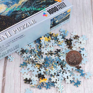Pujianghuihuang []youngxilive New Children Adult 1000 Pcs Paper Jigsaw Puzzles Landscape Paintings Puzzle Children Jigsaws