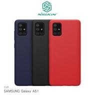 【愛瘋潮】99免運  SAMSUNG Galaxy A51 感系列液態矽膠殼 背殼 鏡頭增高