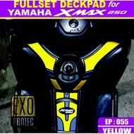 For Sale Yamaha Xmax 250 Deckpad - Xmax Gasoline Cap Protector - Xmax Accessories
