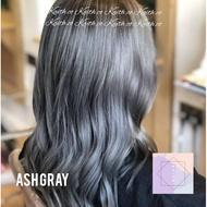 ash gray hair color / bremod oxidizer set