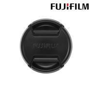 FLCP-62 II Fujifilm Lens Cap 62 mm. ฝาปิดหน้าเลนส์ ฟูจิฟิลม์ Fujinon X series GF 45mm F2.8 / GF 50mm F3.5 / GF 63mm F2.8 / XF 23mm F1.4 / XF 56mm F1.2 / XF 56mm F1.2 / XF 80mm F2.8 / XF 90mm F2 / XF 55-200mm