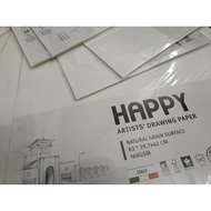 Lead drawing paper Happy 160gsm/200gsm