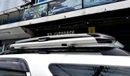 แร็คหลังคา Carryboy CB550-02 สีขาว สำหรับรถ Fortuner 2005-2014 Fortuner Roof Rack