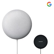 Google Nest Mini Smart Voice Control Speaker - Pink Charcoal White And Black