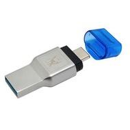 FCR-ML3C 金士頓 MobileLite Duo 3C microSD USB Type-C 雙接頭 讀卡機