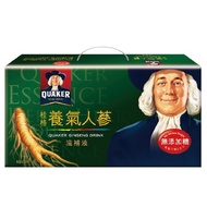 桂格 Quaker  無糖養氣人蔘禮盒