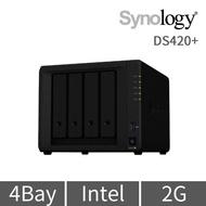 【Synology 群暉科技】DS420+ 4Bay 網路儲存伺服器