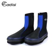 【ADISI】長筒防滑釘鞋AS14051 / 城市綠洲專賣(溯溪鞋、止滑鞋、雨鞋、水上運動鞋)