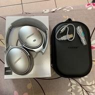 BOSE QuietComfort QC35 II 無線耳機 降噪耳機 2代