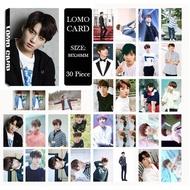 BTS Bangtan Boys Young Forever Part2 JUNGKOOK Photo Album LOMO Cards Self Made Paper Card HD Photocard LK402