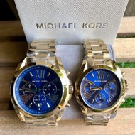Michael Kors Bradshaw Authentic and Pawnable watch - Mens Watch OR Womens watch for Formal or Casual