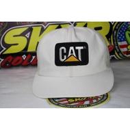 original vintage caterpillar cap made in USA