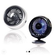 車用空調風扇 (實拍+用給你看) 冷氣出風口風扇 車用風扇 汽車空調風扇 USB車用電風扇 車載風扇