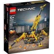 LEGO 樂高積木 科技 Technic 系列 42097 小型履帶起重機