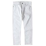 BANANA REPUBLIC(香蕉共和國)伸展纖細白牛仔褲白32*32 BEEGLE by Boo-Bee