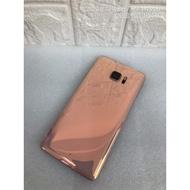 $二手機家 HTC U Ultra 粉 4+64G 螢幕5.7 台中 頂溪 師大夜市 實體店。L576