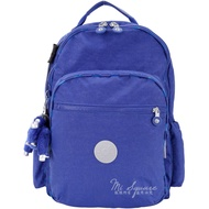 Kipling SEOUL GO K00116 輕巧尼龍機能手提後背包(大/寶藍色) 1830312-23