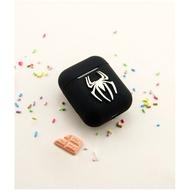 Airpods蜘蛛人/鋼鐵人/變形金剛_蘋果藍牙耳機防摔保護套#A70 新品