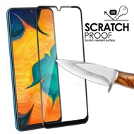 Samsung A30S A50S A50 Tempered Glass Full Cover Samsung A30S A50S A50
