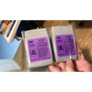 現貨 3M-防毒面具-過濾濾心-P100-防止飛沫病毒一對 7093