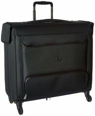 DELSEY Paris Delsey Paris Chatillon Black 24 Spinner Rolling Garment Bag