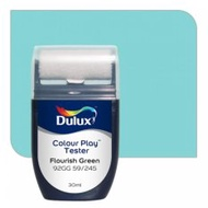 Dulux Colour Play Tester Flourish Green 92GG 59/245