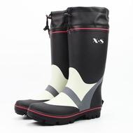 雨鞋 品質春夏單款釘底釣魚鞋防水鞋雨防滑舒適磯釣鞋登礁鞋釣魚新裝備