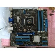 ASUS 華碩 P8Q77-M/BM6675/DP_MB 主機板 LGA1155 DDR3 4插槽 32GB 含擋板