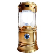 二代改良版(超大款)太陽能LED伸縮露營燈 8入/組