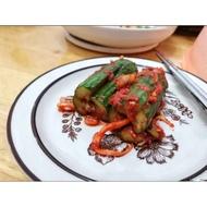 10.10 [HOMEMADE] Onggi Kimchi **Cucumber Kimchi PASTE**