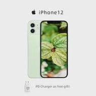 """ใช้ต้นฉบับ Apple iPhone 12 Mini / iPhone 12 5G สมาร์ทโฟน5.4 """"/6.1'' Retina XDR จอแสดงผล A14 Bionic IOS 14โทรศัพท์มือถือ"""