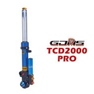 GJMS 智杰 TCD2000 PRO 可調前避震器 前叉 五代戰 / SMAX / DRG / BWS水冷