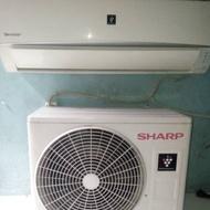 AC Split Merk Sharp 1/2 PK