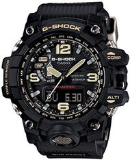 Casio CASIO G-SHOCK MUDMASTER GWG-1000-1AJF Mens Japan import