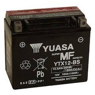 湯淺 YUASA 電瓶 YTX12-BS Xcitinc 250 EGO250 頂客250 12號 12號電池