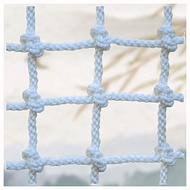 WCS Playground Equipment Edge Protection Net Children Anti-Fall Stair Railing Balcony Protection Fence Climbing Rope Ladder Kids Heavy Safety Nets (Color : 14mmx12cm, Size : 113m(3.342.65ft))